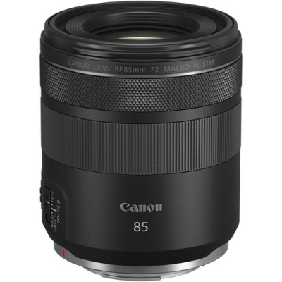 Canon RF 85mm f2 Macro IS Lens