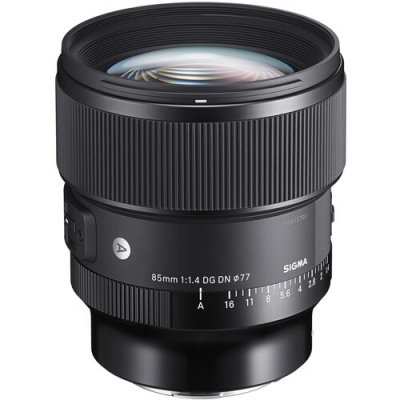 Sigma 85mm f1.4 DG DN ART Lens for Sony E-mount