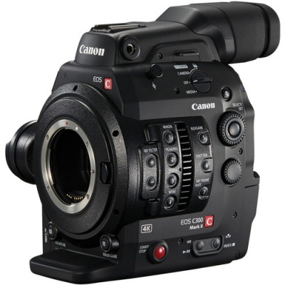 CANON CINEMA EOS C300 MK ii BODY