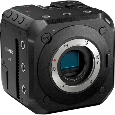 Panasonic LUMIX BGH1 4K Cinema Camera