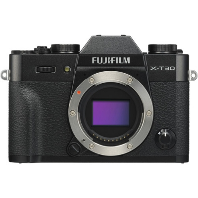 FUJIFILM X-T30 BODY ONLY BLACK