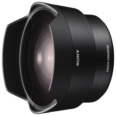 Sony Fisheye adapter