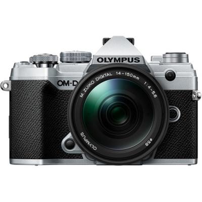 OLYMPUS E-M5 MK 3 14-150MM LENS KIT SILVER