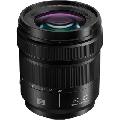 Panasonic LUMIX 20-60mm f3.5-5.6 S L-Mount Lens