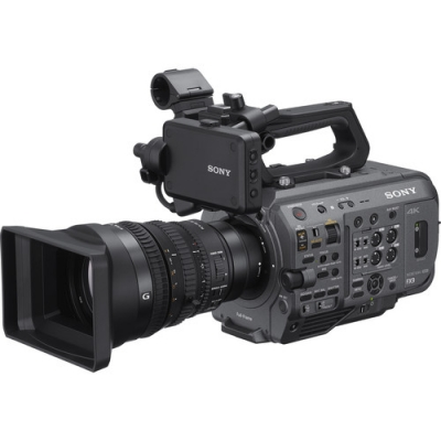 SONY PXW-FX9 CINE CAMERA 6K, WITH 28-135MM CINE LENS