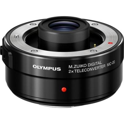 OLYMPUS MC-20 2.0X MFT TELECONVERTER
