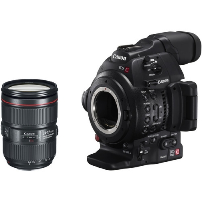 CANON CINEMA C100 MK ii 24-105MM KIT