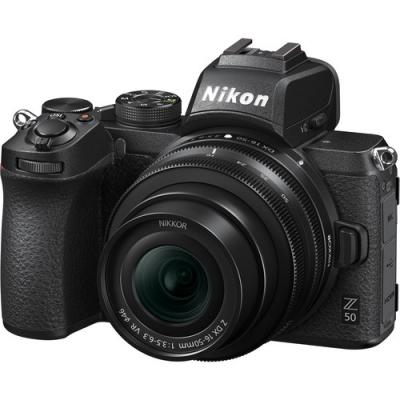 NIKON Z50 DX 16-50MM & 50-250MM TWO LENS BUNDLE