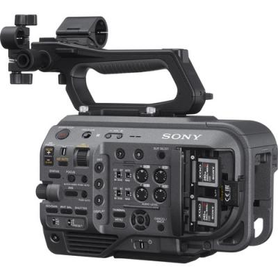 SONY PXW-FX9 CINE CAMERA