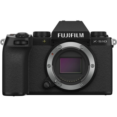 FUJIFILM X-S10 Mirrorless Body
