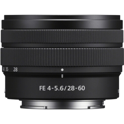 Sony FE 28-60mm f4-5.6 Full Frame Lens