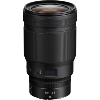 Nikon NIKKOR Z 50mm f1.2 S Lens